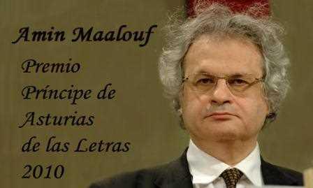 Amin Maalouf.