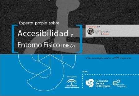 Programa del Curso sobre Accesibilidad y Entono Físico en Granada.