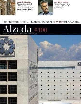 Portada 100 de la revista 'Alzada'.