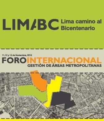 Cartel del Foro Internacional.