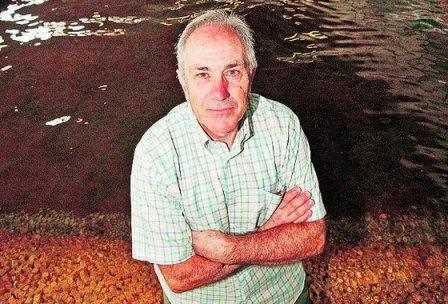 Miguel Ángel Losada, catedrático de Costas de la UGR.