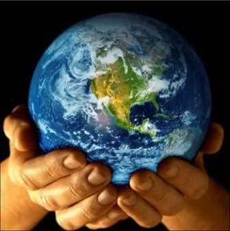 Por una Tierra Sostenible.