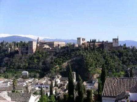 ¿Granada Ciudad Cultural Europea 2020?