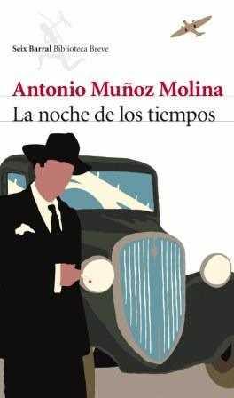 """Portada de 'La noche de los tiempos"""""""