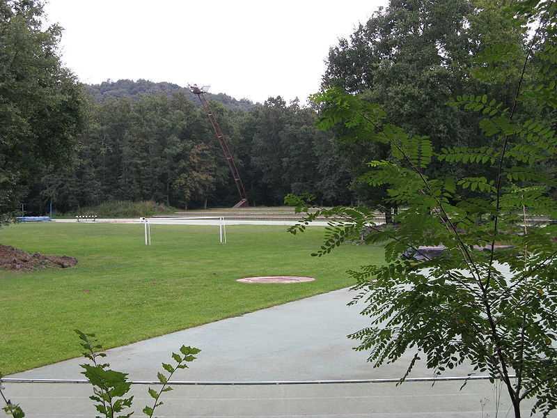 Estadio de Atletismo de Olot. Fuente: wikipedia