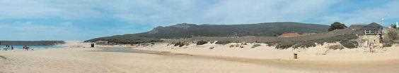 Playa de Bolonia. Fuente: Junta de Andalucia.