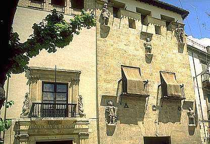 Casa de los Tiros, Fuente: Ayuntamiento de Granada