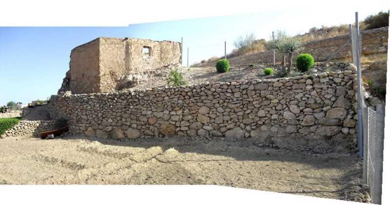 Balate en Nijar (Almeria). Foto: Jose Francisco Garcia