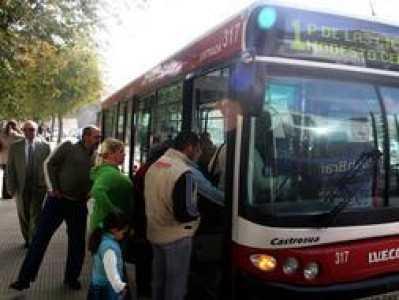 Transporte publico en Granada