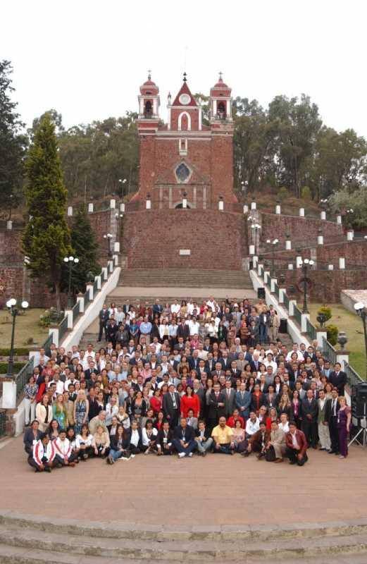 Foto de grupo VII Conferencia internacional Toluca Mexico