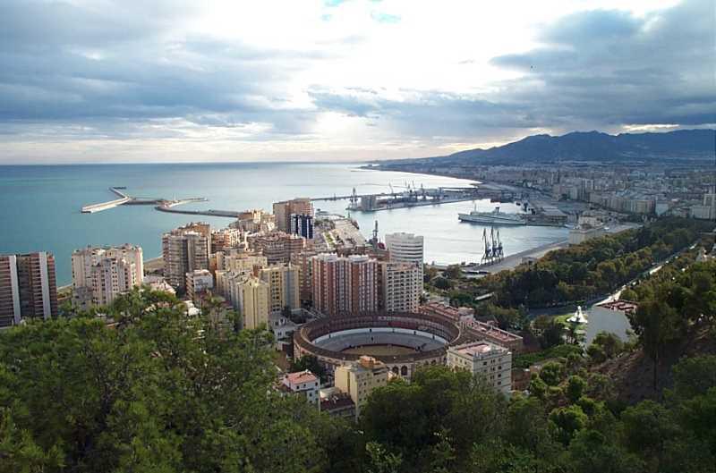 Malaga, fuente:rediris.es