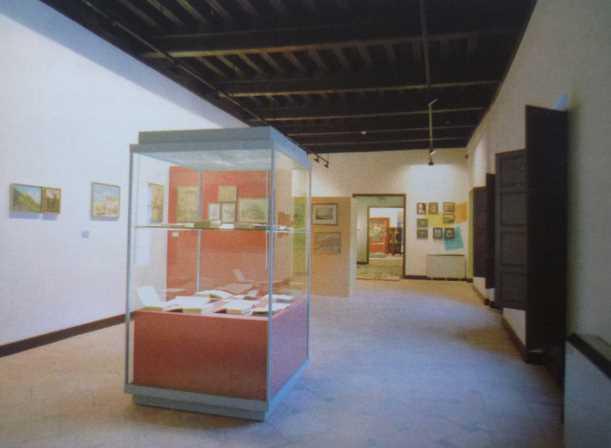 Vista general de la Sala El paisaje. Foto: J. Algarra