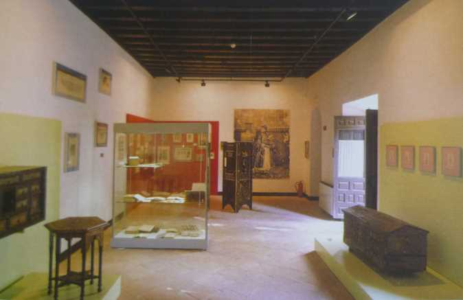 Vista general de la Sala Orientalismo I. Foto: J. Algarra