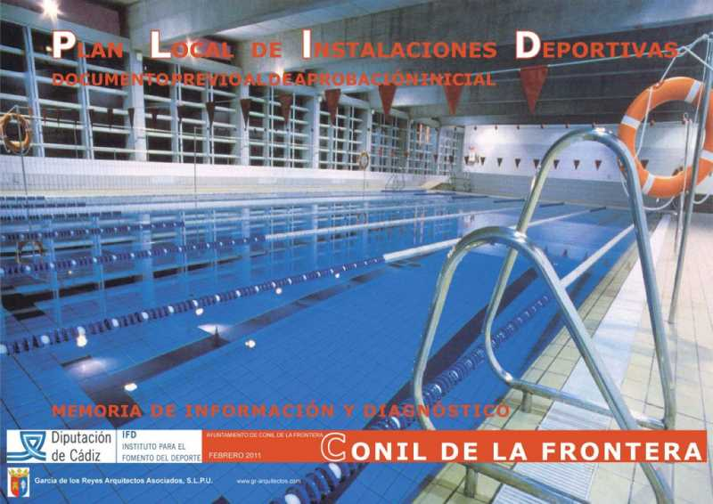 Plan Local de Instalaciones Deportivas de Conil