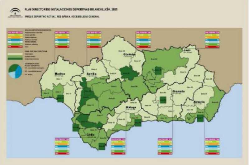 Mapa del PDIDA