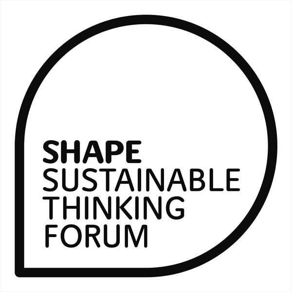 Logo iniciativa Shape. FUENTE: shapethinking.org