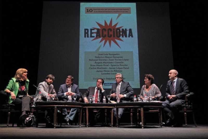 Foto de la presentación. FUENTE: elpais.com