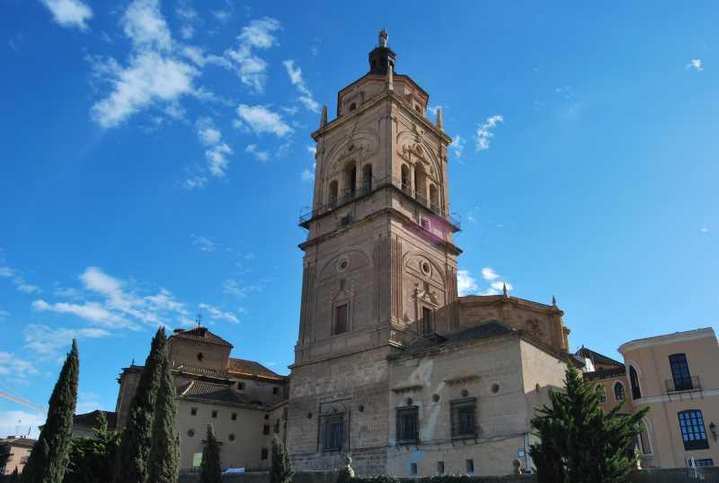 Vista exterior de la Catedral