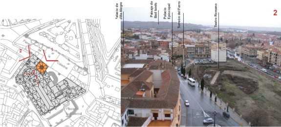 Serie de panorámicas desde la torre: 1