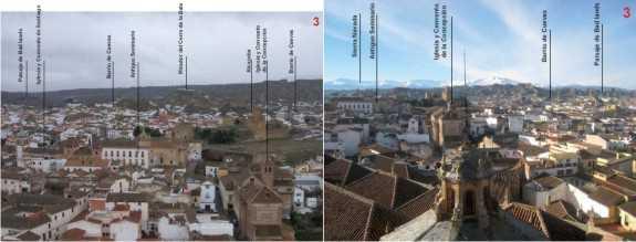 Serie de panorámicas desde la torre: 3