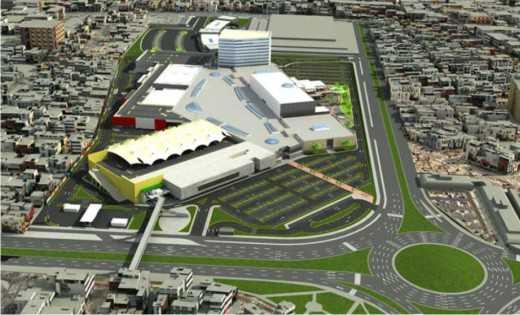 Centro Comercial Plaza Norte en Lima. FUENTE: Ponencias FORO DE LIMA
