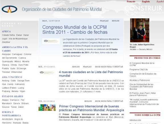 Web de la OCPM