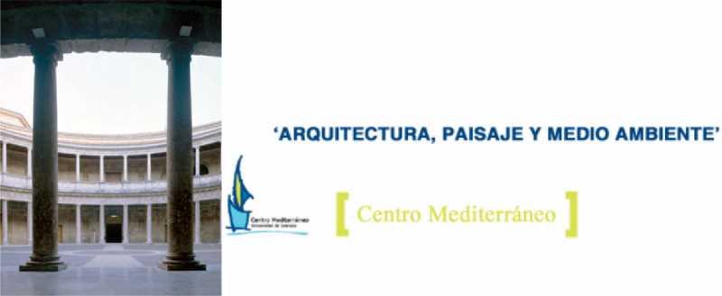 Palacio de Carlos V y Logo del Curso. FUENTE: juntadeandalucia.es/ugr.es