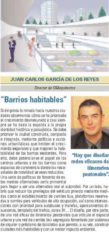 Articulo publicado en la revista DGT. FUENTE: dgt.es