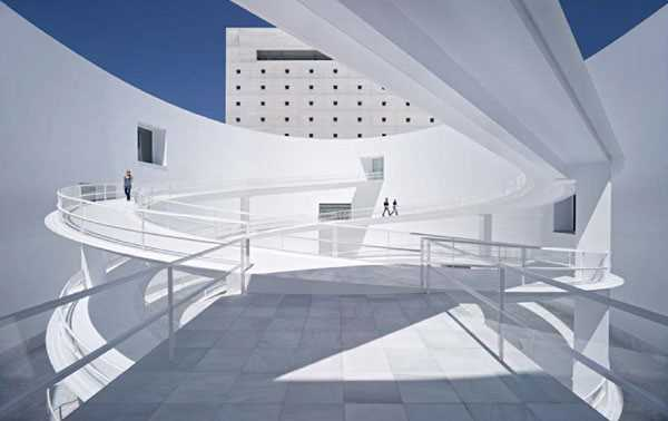 Museo de la Memoria de Andalucia Granada. FUENTE: diariodesign.com