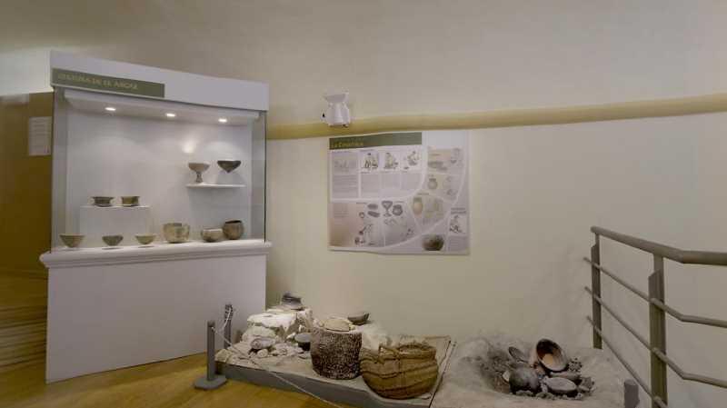 Imagen de Planta Primera. Fuente: www.museodegalera.es