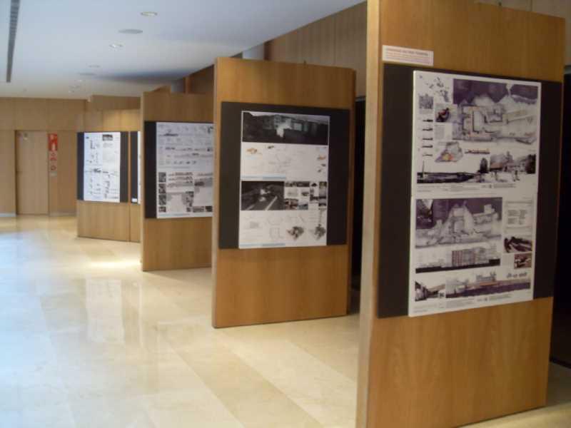 Imagen de la sala de exposiciones