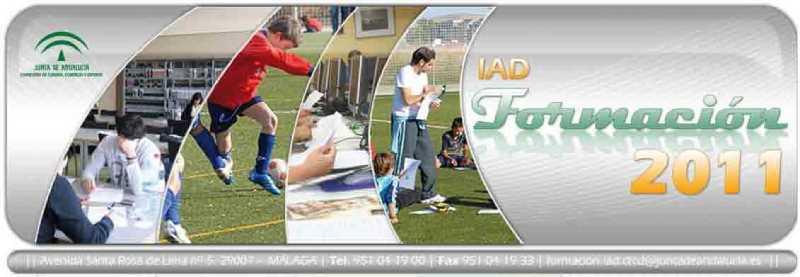 IAD Formacion. FUENTE: ww.juntadeandalucia.es/turismocomercioydeporte