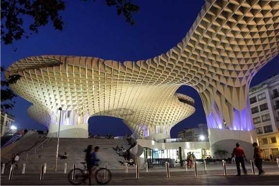 foro urbanismo sevilla: