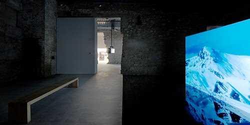 Imagen de las salas expositivas. Fuente antonioluismartinez.blogspot.com