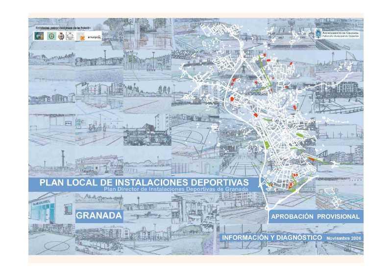 Portada PLID de Granada. FUENTE: GRarquitectos
