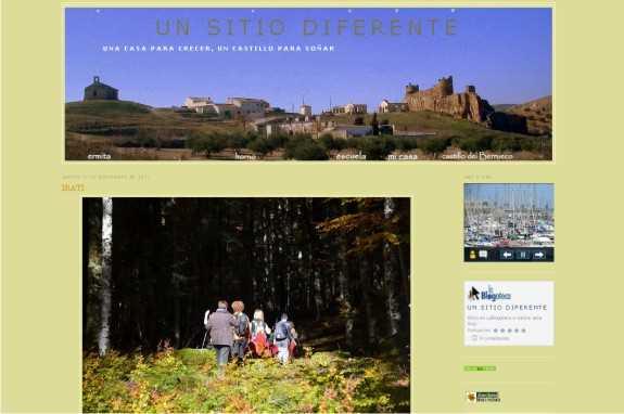 Captura de la Web. FUENTE: unsitiodiferente.es