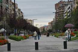 Avenida de la Constitucion,Granada. FUENTE: ideal.es