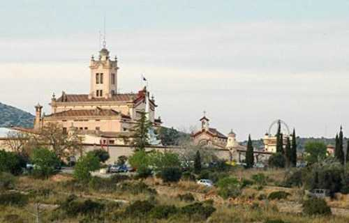 Monasterio Budista, antiguo Palacio Novella