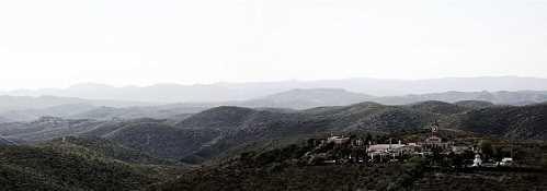 Panoramica del monasterio. FUENTE: monjesbudistas.org