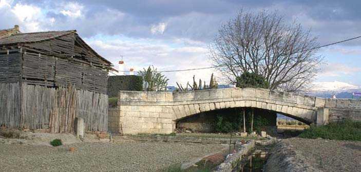 FUENTE: Plan Especial de Ordenación de la Vega de Granada. Documento para la concertación