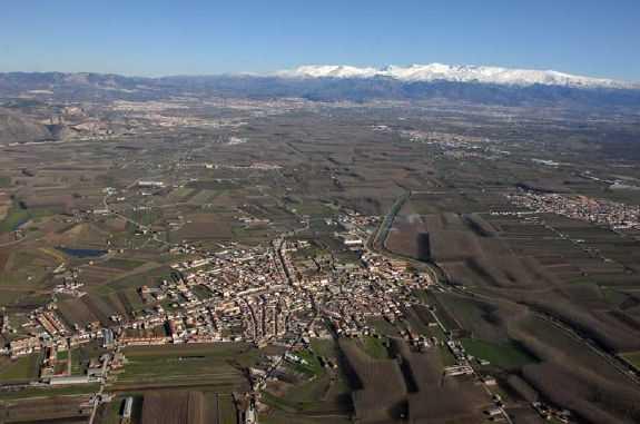 Imagen area de la vega. FUENTE: juntadeandalucia.es