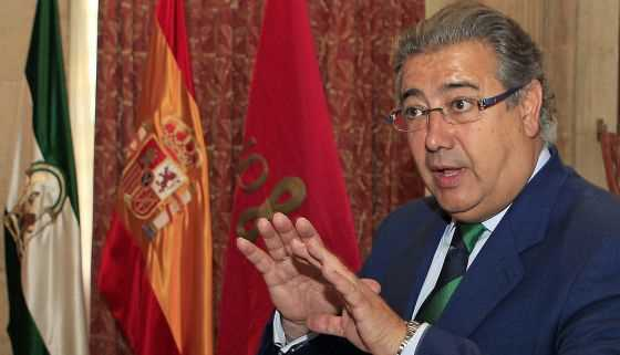 Juan Ignacio Zoido, presidente de la FEMP. FUENTE: elpais.com