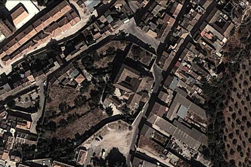 Convento de S. Diego en Alhama de Granada. FUENTE: googlemaps