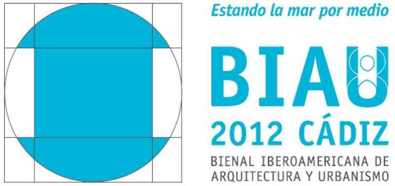 Logo de la BIAU 2012. FUENTE: biau.es