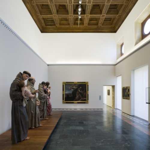 Imagen Sala II. Fuente. www.juntadeandalucia.es/cultura/museos/MBAGR