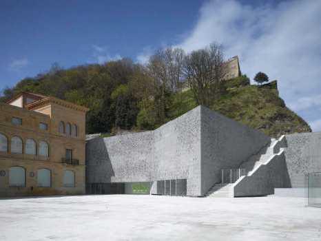 Ampliación del Museo de San Telmo. FUENTE: biau.es