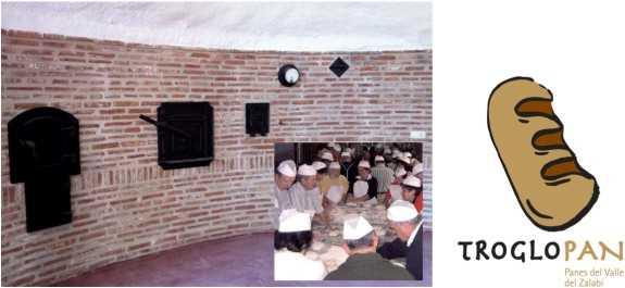 Imagen la sala Ecomuseo del pan. Fuente: Dosier de prensa sobre Trópolis