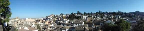 Vista del Albaicin