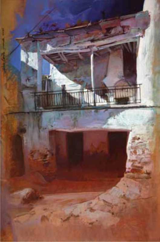 Alpujarra. FUENTE: museosanjuandedios.es