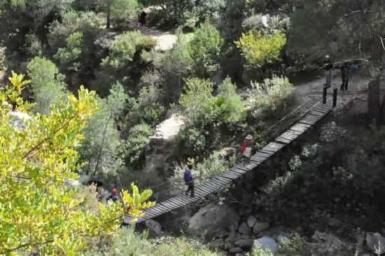 Puente colgante. FUENTE: cuadernosdelsulayr.com